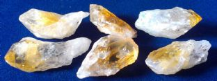 Citrine - Point Small (1-2cm) x 6